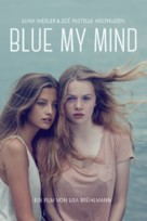 Blue My Mind - German Movie Cover (xs thumbnail)