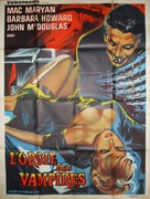 Mostro dell'opera, Il - French Movie Poster (xs thumbnail)