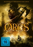 Orcs! - German DVD cover (xs thumbnail)