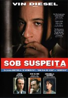 Find Me Guilty - Brazilian DVD movie cover (xs thumbnail)