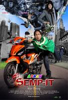 Adnan semp-it - Malaysian Movie Poster (xs thumbnail)
