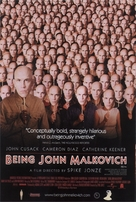 Being John Malkovich - Movie Poster (xs thumbnail)