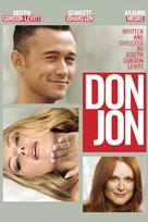 Don Jon - DVD cover (xs thumbnail)