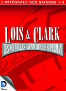 """Lois & Clark: The New Adventures of Superman"" - French DVD cover (xs thumbnail)"