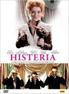 Hysteria - Polish DVD cover (xs thumbnail)