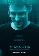 Citizenfour - German Movie Poster (xs thumbnail)