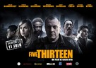 Five Thirteen - French Movie Poster (xs thumbnail)