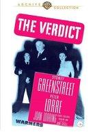 The Verdict - DVD movie cover (xs thumbnail)