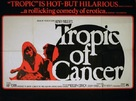Tropic of Cancer - British Movie Poster (xs thumbnail)