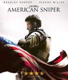 American Sniper - Blu-Ray cover (xs thumbnail)