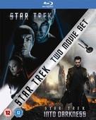 Star Trek Into Darkness - British Blu-Ray movie cover (xs thumbnail)