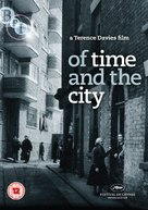 Of Time and the City - British Movie Cover (xs thumbnail)