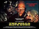 The Hills Have Eyes - British Movie Poster (xs thumbnail)