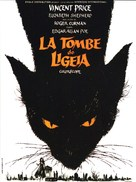 The Tomb of Ligeia - French Movie Poster (xs thumbnail)
