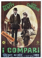 McCabe & Mrs. Miller - Italian Movie Poster (xs thumbnail)