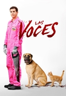 The Voices - Argentinian Movie Poster (xs thumbnail)