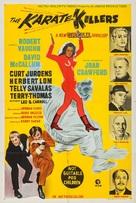 The Karate Killers - Australian Movie Poster (xs thumbnail)