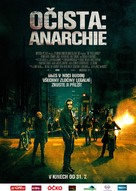 The Purge: Anarchy - Czech Movie Poster (xs thumbnail)