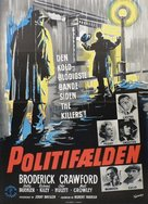 The Mob - Danish Movie Poster (xs thumbnail)
