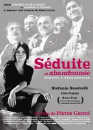 Sedotta e abbandonata - French Movie Poster (xs thumbnail)