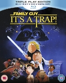 Family Guy Presents: It's a Trap - British Movie Cover (xs thumbnail)