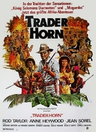 Trader Horn - German Movie Poster (xs thumbnail)