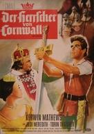 Jack the Giant Killer - German Movie Poster (xs thumbnail)