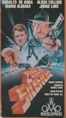 La zona del silencio - Mexican VHS cover (xs thumbnail)