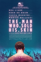 The Man Who Sold His Skin - International Movie Poster (xs thumbnail)