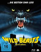 Wild beasts - Belve feroci - German Movie Cover (xs thumbnail)