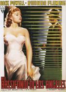Cry Danger - Italian Movie Poster (xs thumbnail)