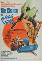 Agente Z 55 missione disperata - German Movie Poster (xs thumbnail)