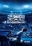 Rocketman - South Korean Movie Poster (xs thumbnail)