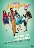 Made in Hungária - Spanish Movie Poster (xs thumbnail)