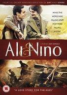 Ali and Nino - British DVD movie cover (xs thumbnail)