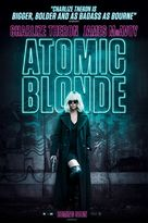 Atomic Blonde - Movie Poster (xs thumbnail)