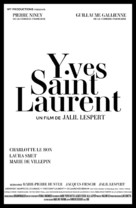 Yves Saint Laurent - Movie Poster (xs thumbnail)