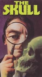 The Skull - VHS movie cover (xs thumbnail)