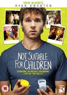 Not Suitable for Children - British DVD cover (xs thumbnail)