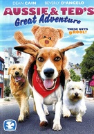 Aussie and Ted's Great Adventure - DVD cover (xs thumbnail)