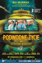 The Life Aquatic with Steve Zissou - Polish Movie Poster (xs thumbnail)