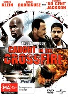 Caught in the Crossfire - Australian DVD cover (xs thumbnail)