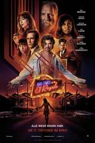 Bad Times at the El Royale - Swiss Movie Poster (xs thumbnail)