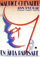 The Way to Love - Swedish Movie Poster (xs thumbnail)