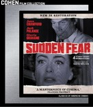 Sudden Fear - Blu-Ray movie cover (xs thumbnail)