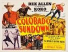 Colorado Sundown - Movie Poster (xs thumbnail)
