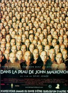 Being John Malkovich - French Movie Poster (xs thumbnail)