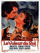 The King's Thief - French Movie Poster (xs thumbnail)