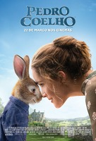 Peter Rabbit - Brazilian Movie Poster (xs thumbnail)