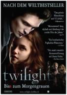 Twilight - Swiss Movie Poster (xs thumbnail)